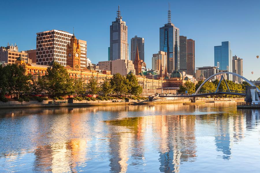 bigstock-Melbourne-skyline-39536569